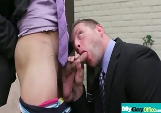 wicked homo chaps drilled hard in the gazoo at
