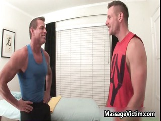 park wiley gets super hawt gay massage part11