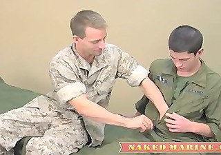 joint military blow job and fuck.