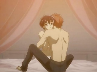 naked anime homo having his st love and sex