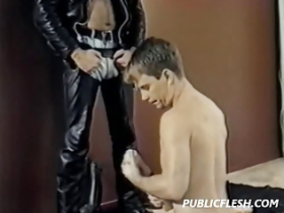 bizarre vintage homosexual anal insertions