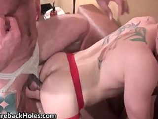hawt homo bareback fucking and penis part4