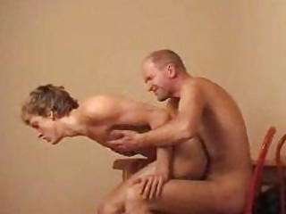 horny homo twink rides on hawt gey daddie on chear