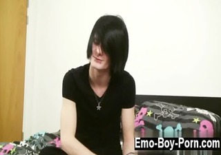 hawt homosexual scene hot dutch emo boy aiden