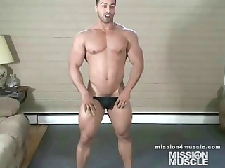 homosexual wrestling muscle worship