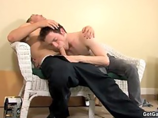 steamy gay fucking and cock engulfing part10