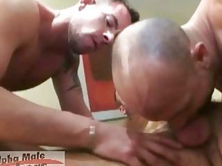 wicked homo bussinesmen having loud hard sex