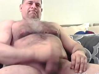 shaggy dude jacks his meat homosexual porn gays
