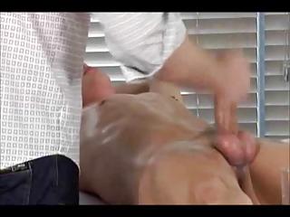bdsm gay-boy receives handjob 8