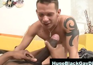 white boy fucked by big darksome wang