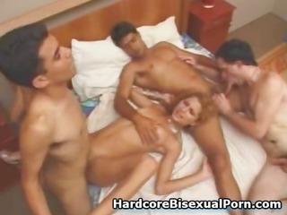 angels love bisexual dudes!