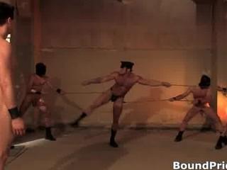 super bizarre hardcore homo bondage part5