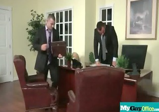 sexy guys fuck homo chaps in the office 65