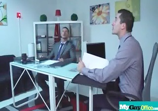 hot chaps fuck gay lads in the office 62