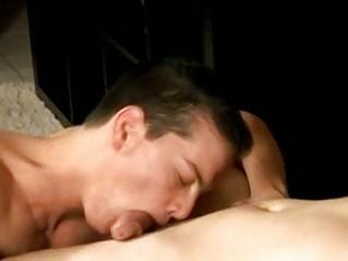 juvenile college homo fellow licks his paramours