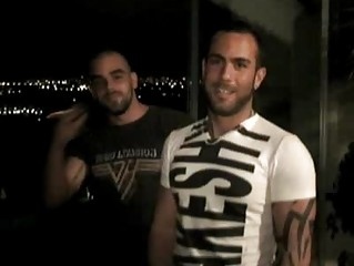 french gay boys getting wild in the club