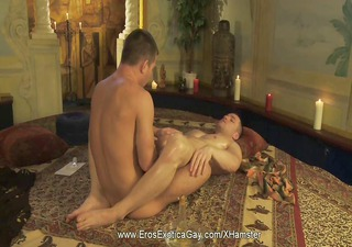 exotic tantric ritual from india