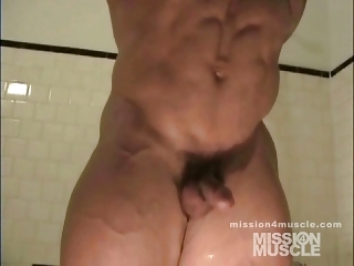 homosexual muscle worship