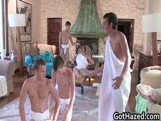 recent recent college guys receive gay hazed