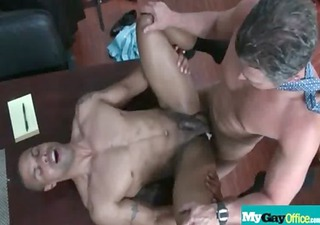 large muscled chaps gay hardcore fucking in