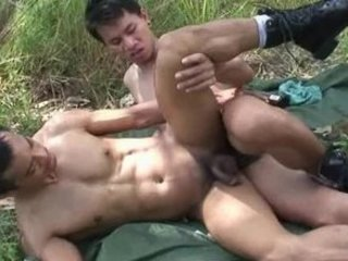 young oriental homo in anal fucking
