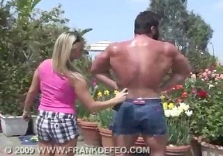 s garb bushy bodybuilder part 7