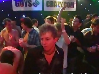homo fellows jerk off together at the party