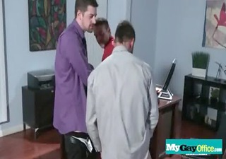 naughty homosexual fellows screwed hard in the
