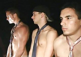 homosexual hazing for str boys