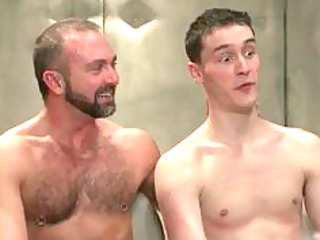 josh and cj in excited extraordinary gay slavery